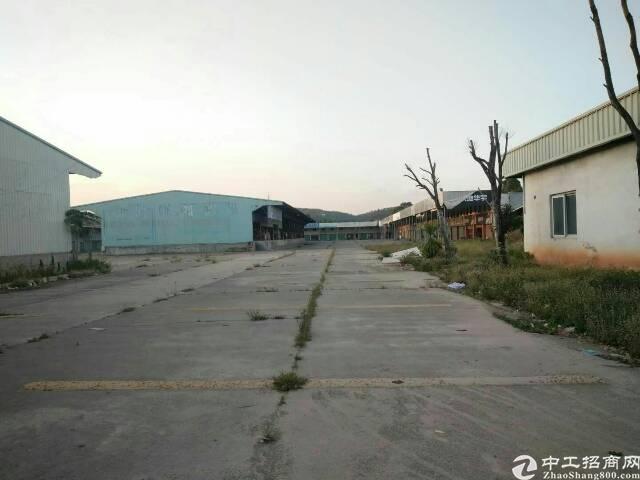 光明龙大高速出口双边卸货分拨中心仓库8000平