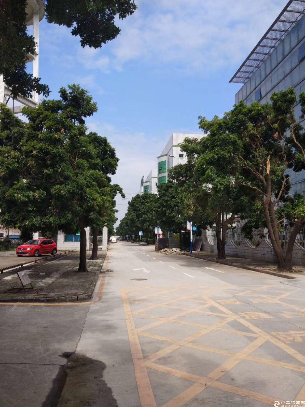 西乡臣田工业区楼上5200平方大小可以分租
