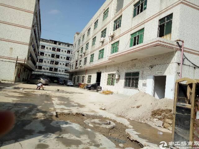 平湖辅城坳工业园新出4楼720平米,无公摊!