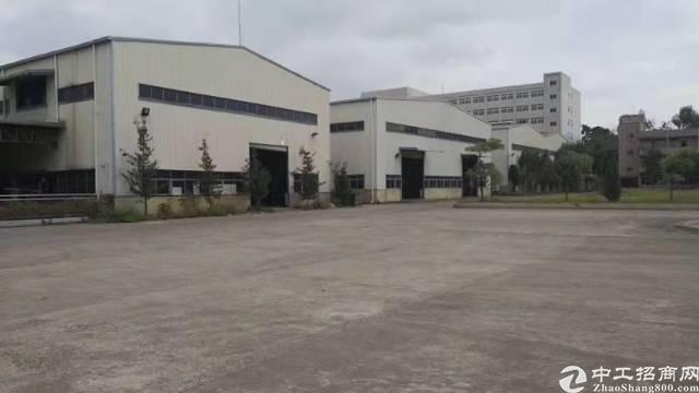 公明新出原房东28000平米独院钢构厂房出租