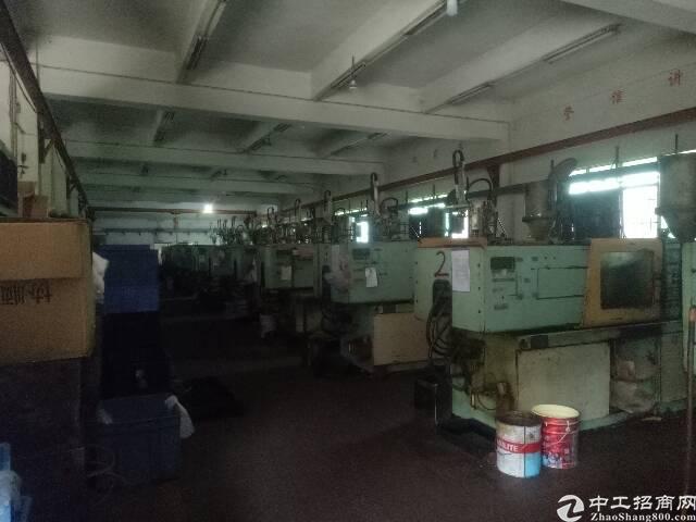 华南城新出独门独院注塑机厂带租约整体转让