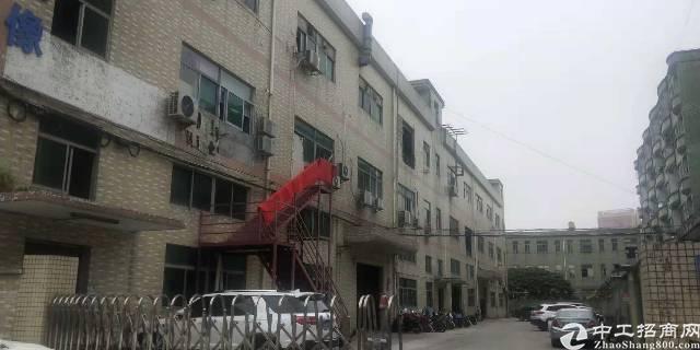 沙井庄村工业区一楼1100平方带行车两部招租