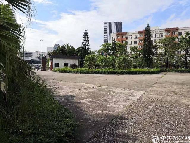 龙华油松独院12000平方招租厂房招租可分租