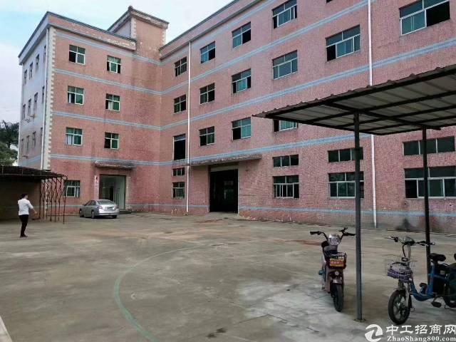 平湖清平高速出口附近新出独院7200平方厂房招租