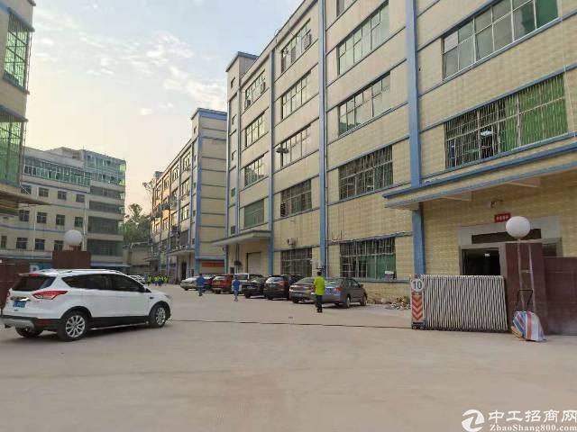 龙岗爱联新出厂房6500平 实际面积出租 大小分租