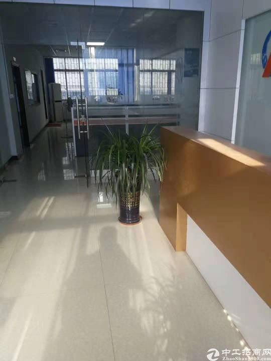 观澜环观中路轻轨站旁新出带装修厂房1300平招租
