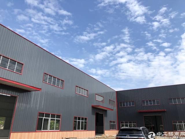 全新钢结构厂房2500平方出售