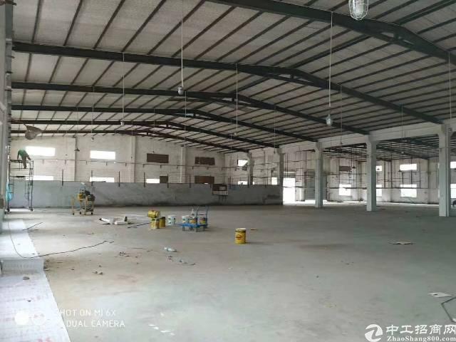 龙岗新出滴水11米独院钢构厂房16000㎡出租