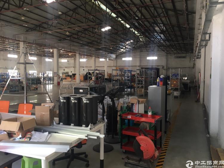 南京高新区仓库6000平出租 高12米