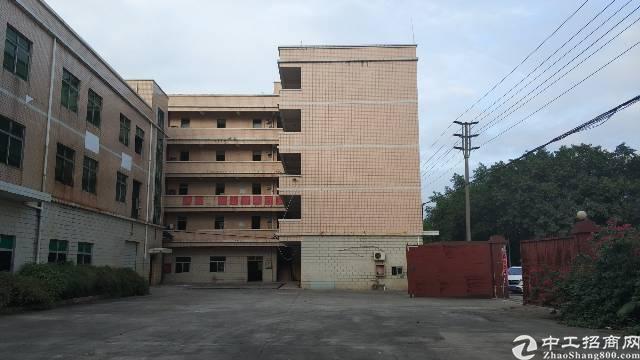 坪山工业区红本独院厂房5600平米可办租赁合同环评