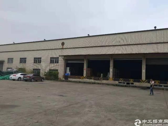 龙华龙大高速附近新出独院钢构8000平,带卸货平台,10米高