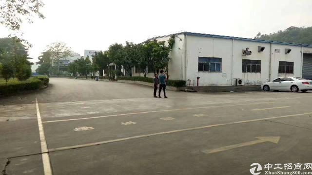 凤岗镇靠近观澜新出厂房