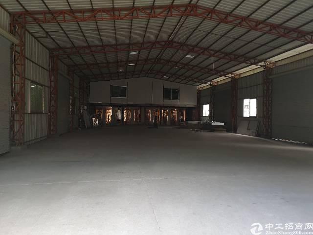 沙井新桥高速出口新出原房东钢构1000平米厂房出租
