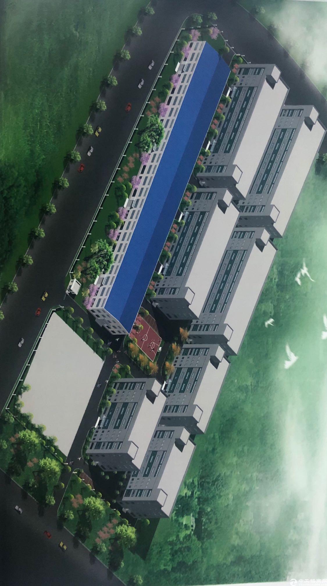 买光谷厂房和创业楼可办分户