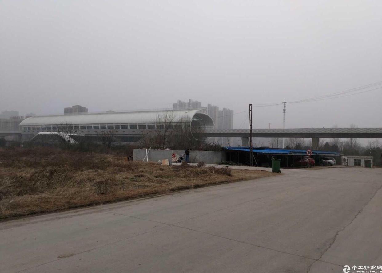 阳逻地铁站旁厂房出租