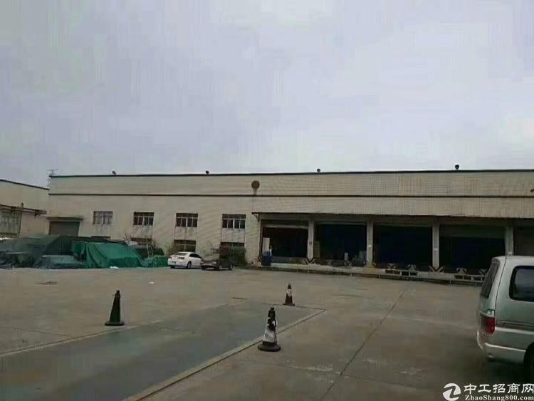 南光高速口新出一楼8000平米物流园出租