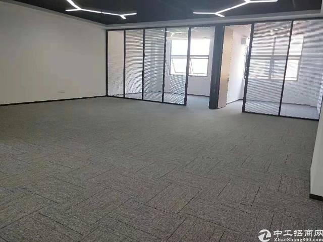 南山西丽南光高速口甲级写字楼50元/㎡招租