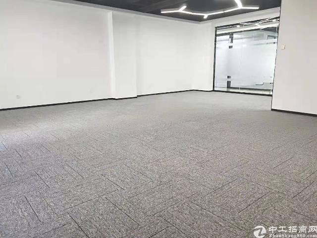 南山西丽白芒关口精装写字楼3.5万平170平起租