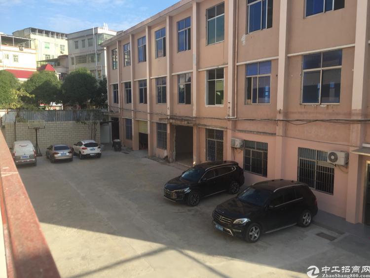 坪山中心区天虹商场对面500平写字楼出租