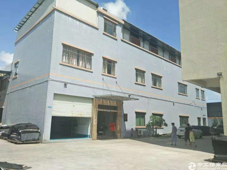 惠州市博罗县龙溪国有证厂房10000平方米诚意出售