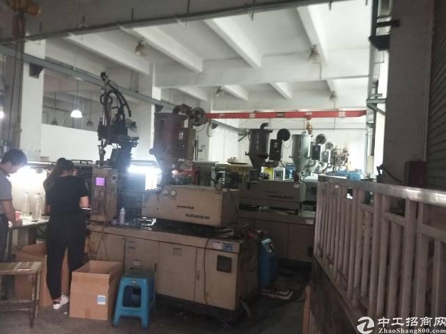 龙华汽车站附近新出厂房1300平,
