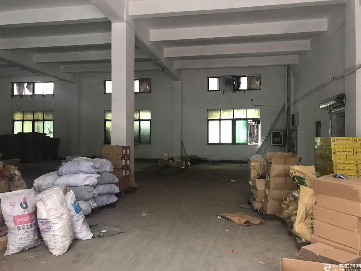 龙华大浪一楼厂房招租300平。