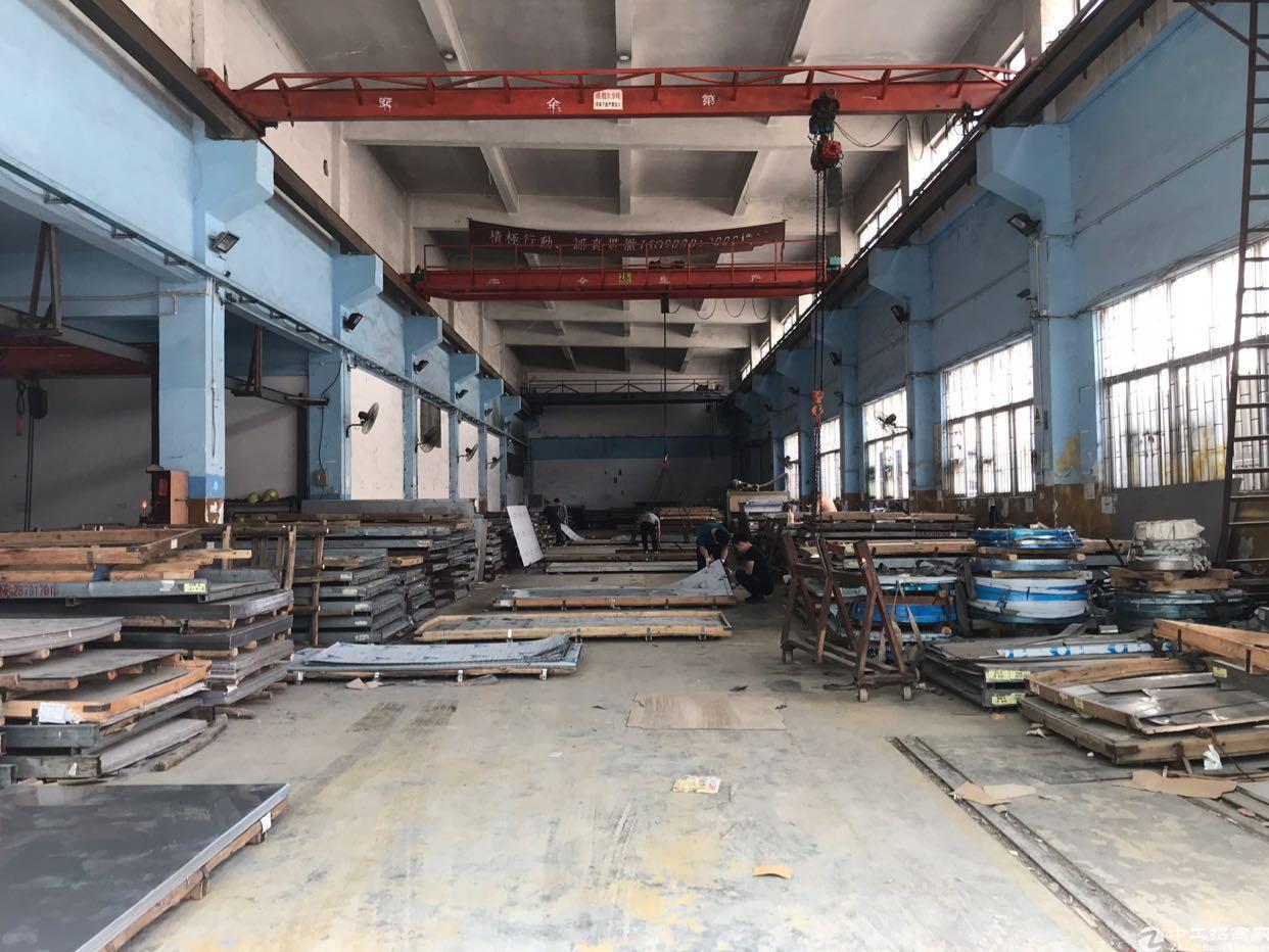 龙华厂房一楼厂房1000平火热招租。