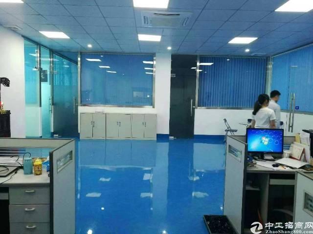 坪地二楼1500平厂房精装修有办公室