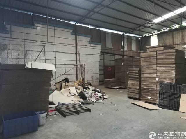 长安镇乌沙新出钢构厂房