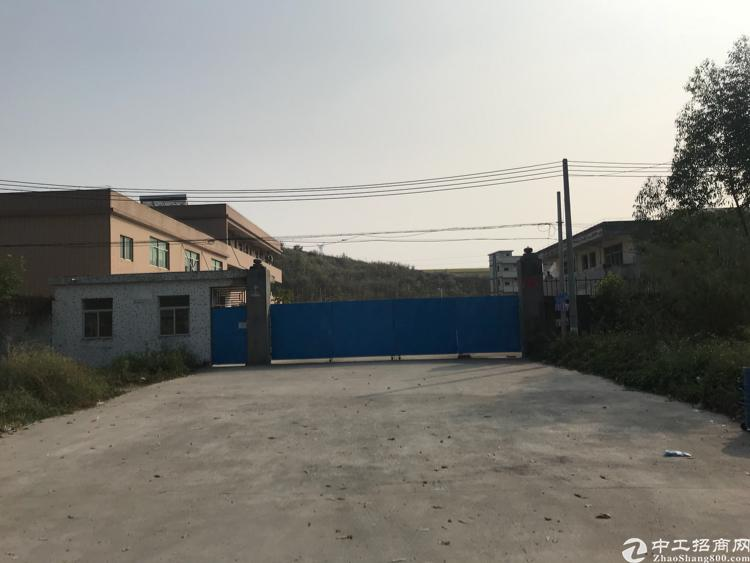 博罗临近增城独院厂房