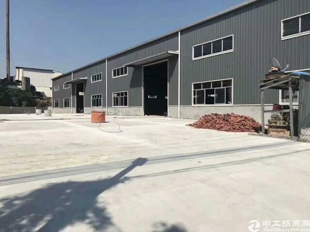 良井钢构厂房1万平方可分租