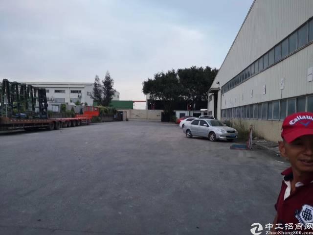 石岩新出大型钢构出租7200平方!
