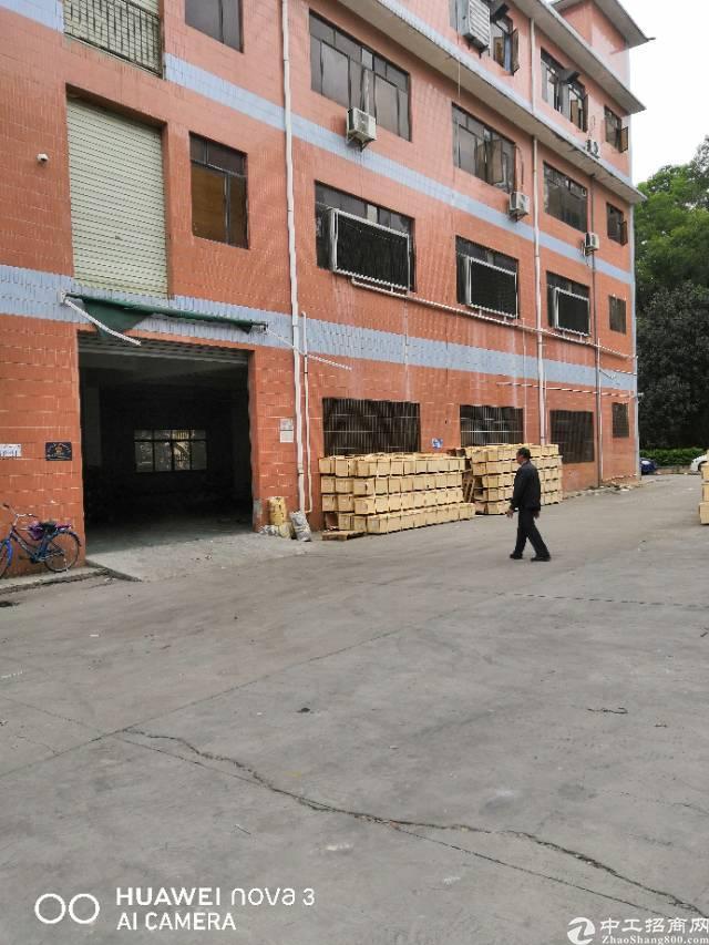 平湖芳坑路一楼标准厂房出租