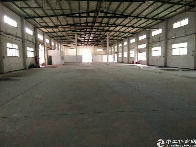 光明新区合水口独栋钢结构厂房2500平米出租