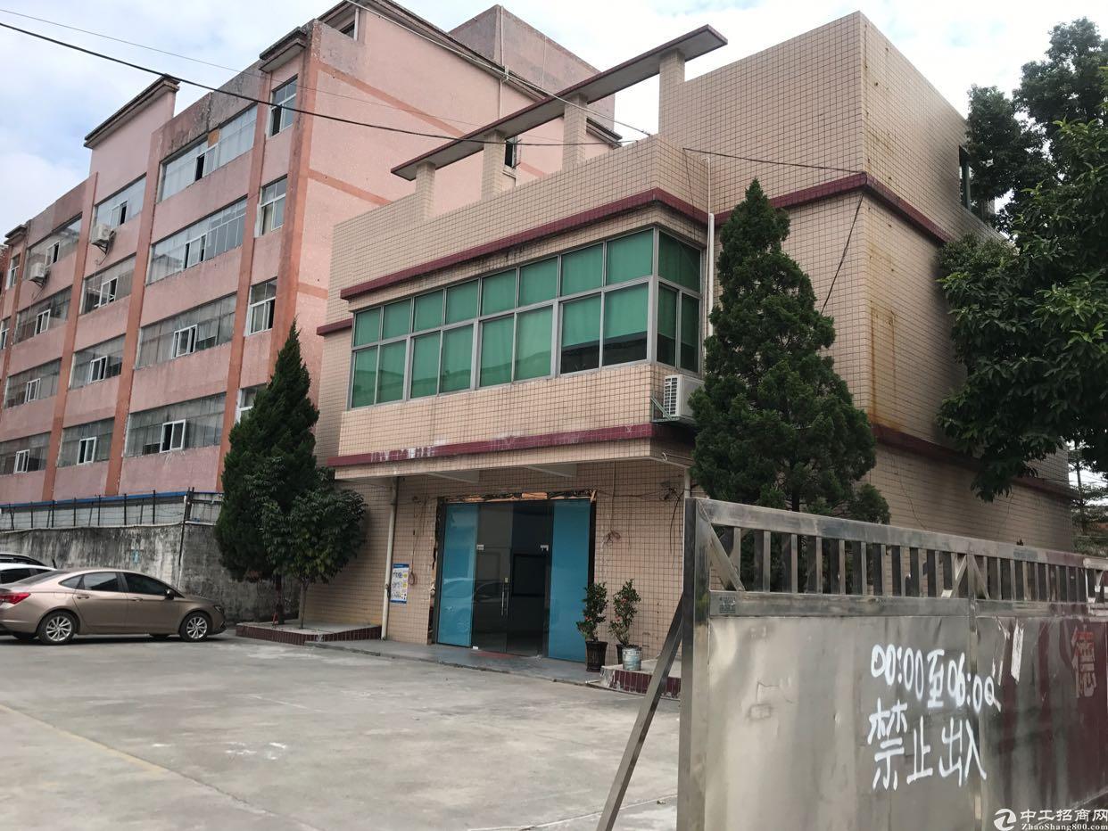 塘厦一楼标准厂房880平方米出租