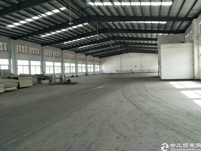麻涌新沙港工业区面积实量
