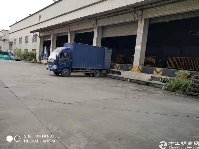 福永机场附近10000平物流厂房-图3