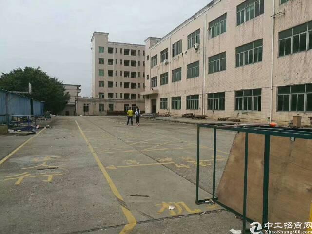 东莞市清溪镇8000平方国有证厂房出售