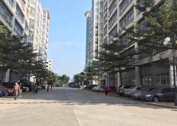 福永桥头地铁口新出写字楼500平方带精装修厂房出租图片2