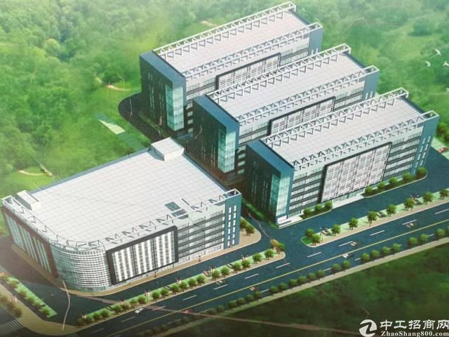 龙岗全新科技产业园多种面积厂房出租