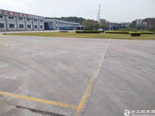 龙华高速口物流园6000平方