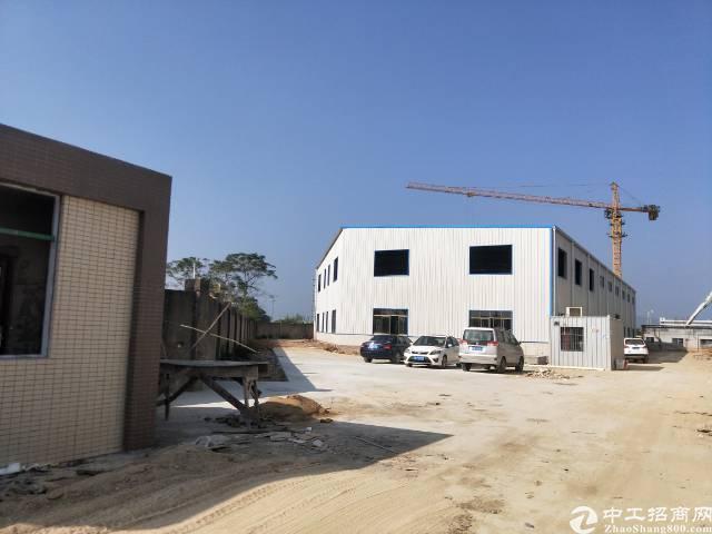 惠城区水口镇新出原房东钢构4000带红本-图3