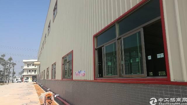 仲恺高新区陈江镇澄海工业区钢构厂房出售。