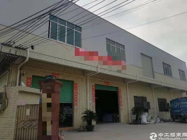 茶山镇工业区精品小独院厂房