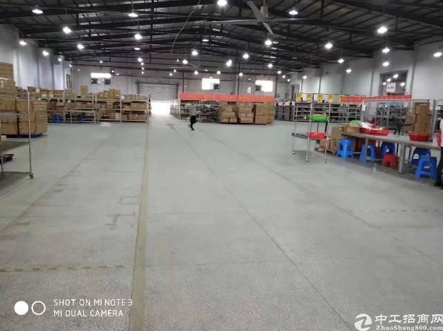 福永机场附近10000平物流厂房-图4