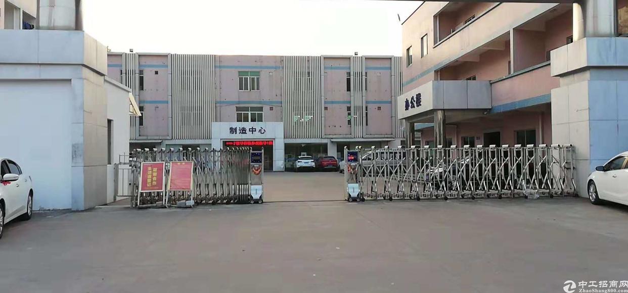 独院标准厂房1500平方