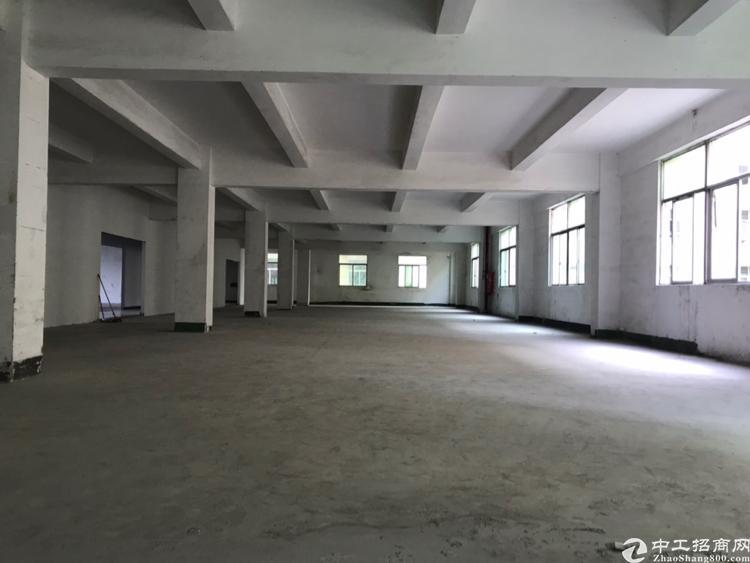 固戍独院厂房100平起租,靠主干道适合加工物流仓库