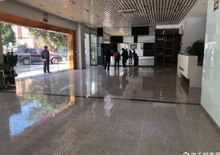 宝安中心区新出一楼1000平米汽车展厅招租图片4