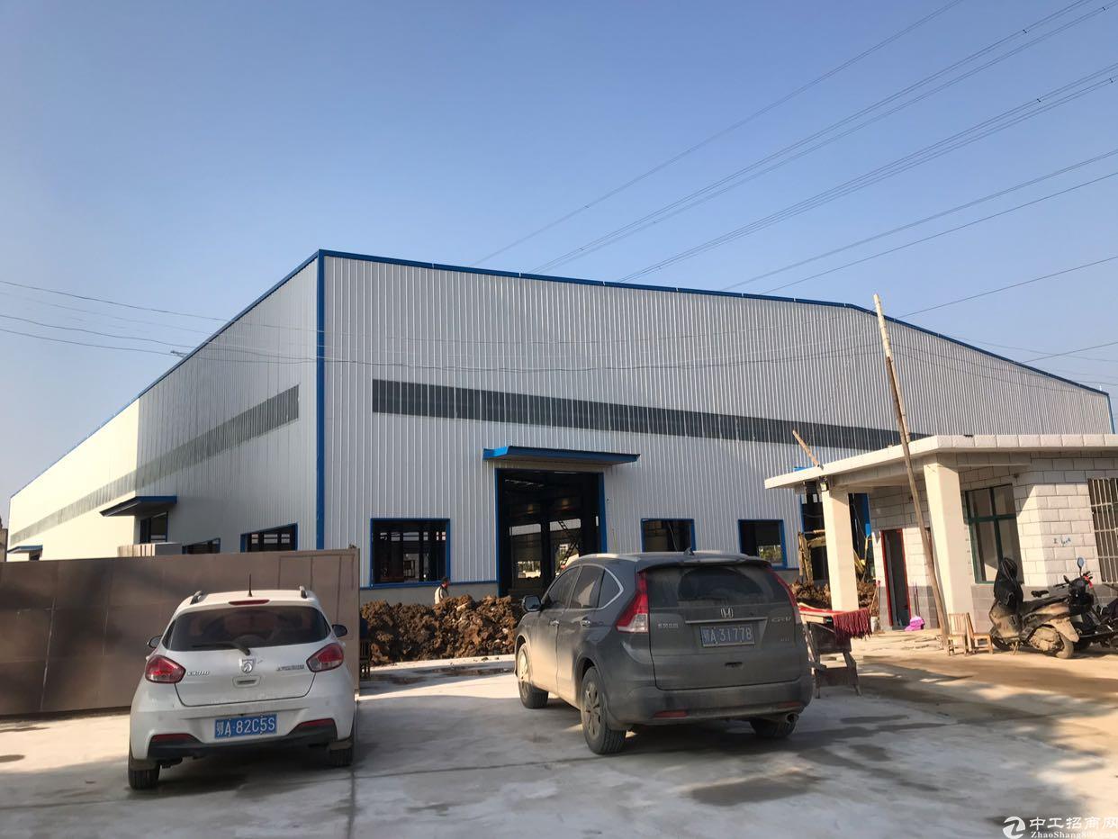 左岭新厂房,有工业蒸汽