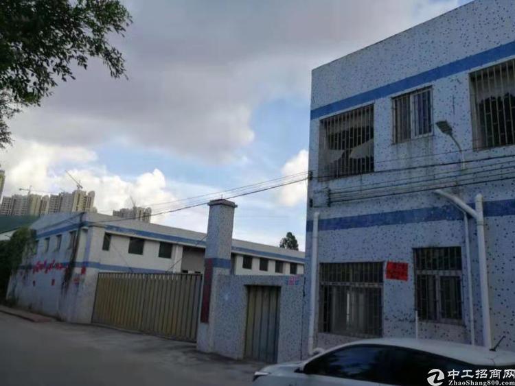惠州博罗工业区厂房出售